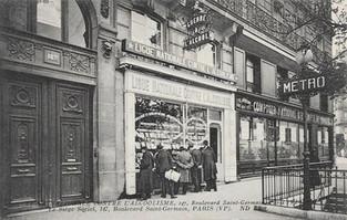 147 boulevard Saint-Germain, Paris 6e