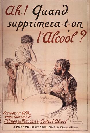 Ah ! Quand supprimera-t-on l'Alcool ?