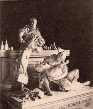 Une puissance moderne, 1902