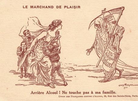 Le Marchand de plaisir - Arrière Alcool !