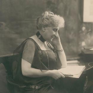 Adrienne Avril de Sainte-Croix (1855-1939)
