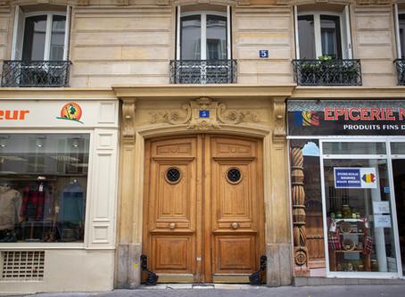 5 rue de Latran, Paris 5e