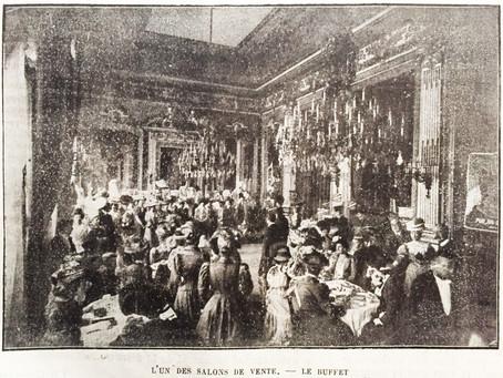 Madame Gustave Roy-Mirabaud, née Marie Mirabaud