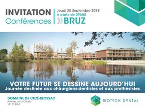 Biotech Days - 20 Septembre à Rennes/Bruz