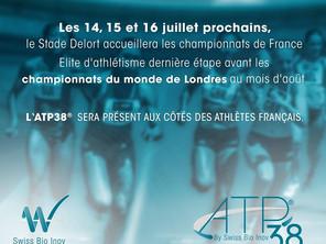 Championnats de France Elite d'athlétisme - 2017