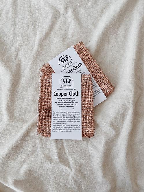 Bürstenhaus Redecker Copper Cloth   Pack of 2