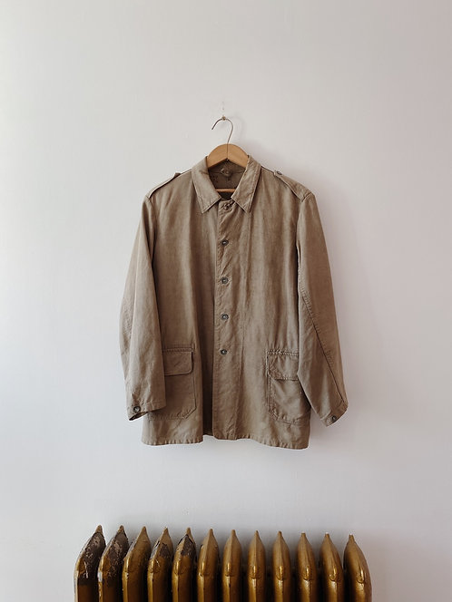 1950's French Army Jacket   M