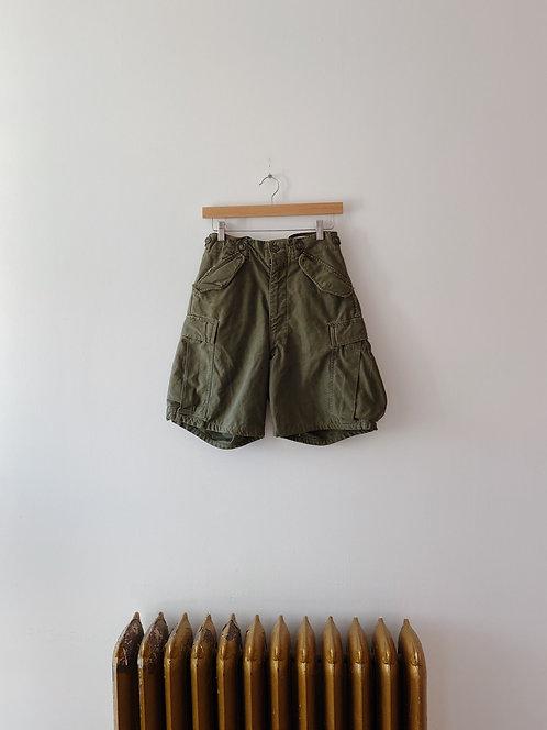 Army Cargo Shorts   28