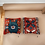 Thumbnail: Red & Blue Kilim Pillow   10 x 10