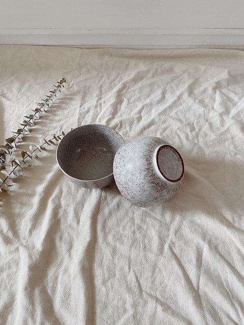 Speckled Ceramic Bowl Set