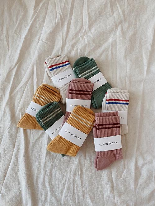 Le Bon Shoppe Boyfriend Sock