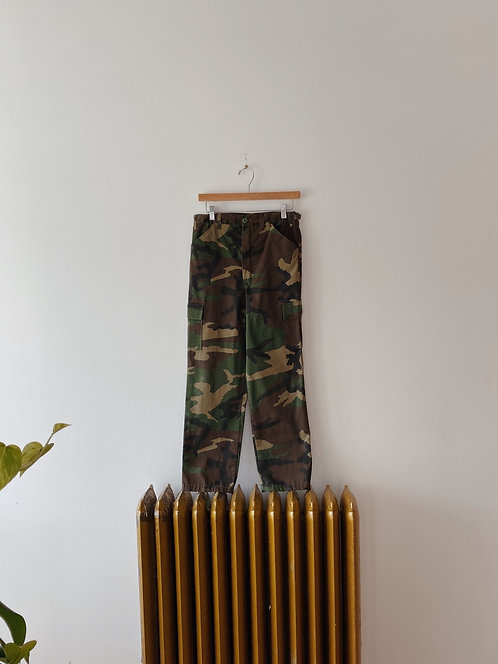 Camouflage Army Pants | 29