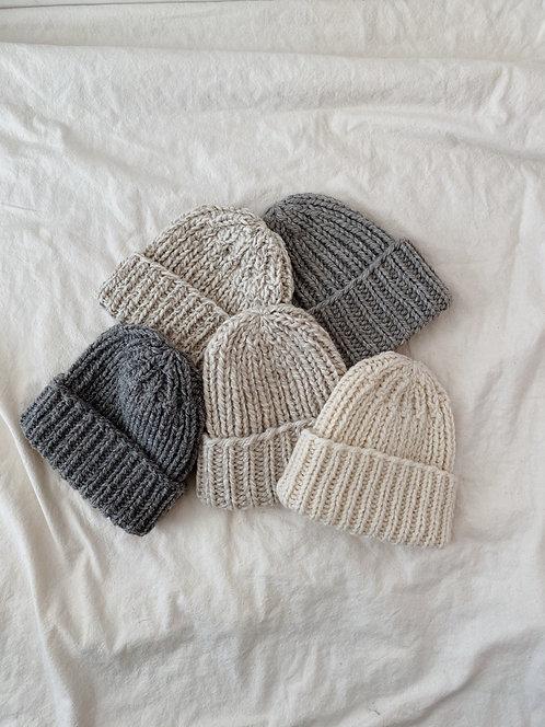 La Tisserande Topo Knit Beanie
