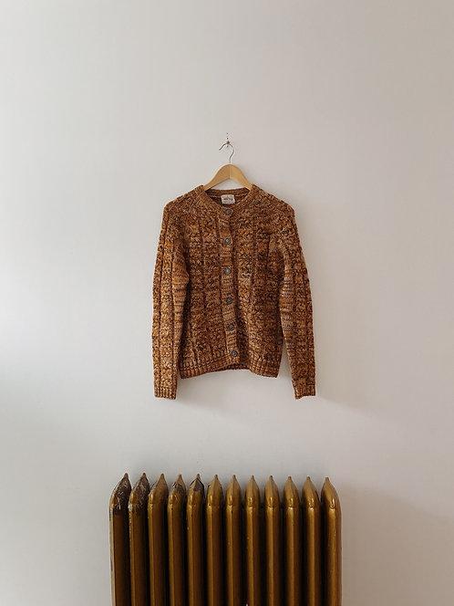 Butternut Wool Cardigan   S/M