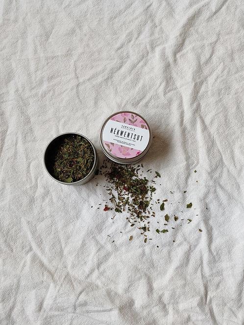 Sḵwálwen Nékwentsut Rose + Nettle + Mint Tea