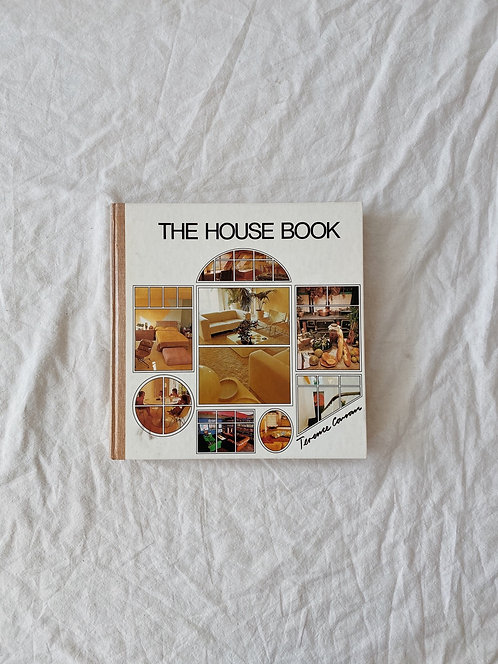 The House Coffee Table Book