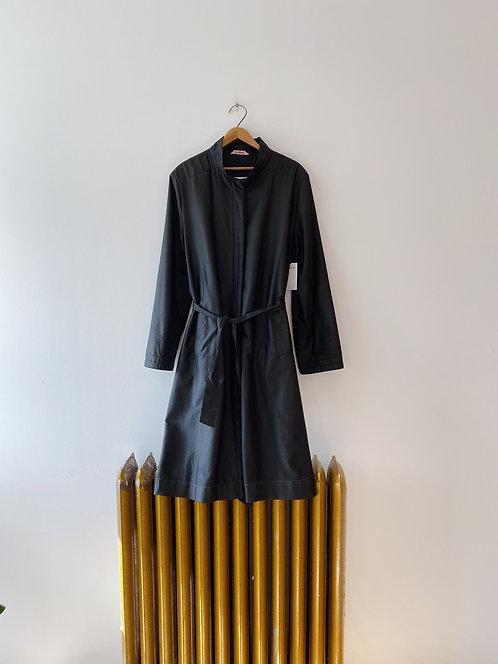 Black Satin Jacket | M/L