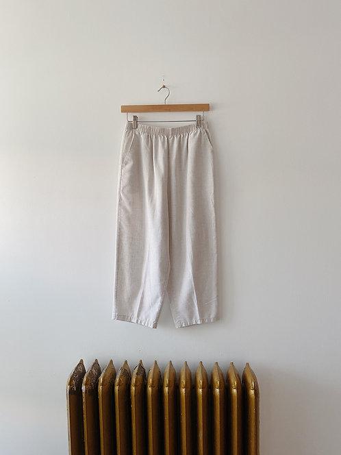 Oatmeal Lounge Pants   M