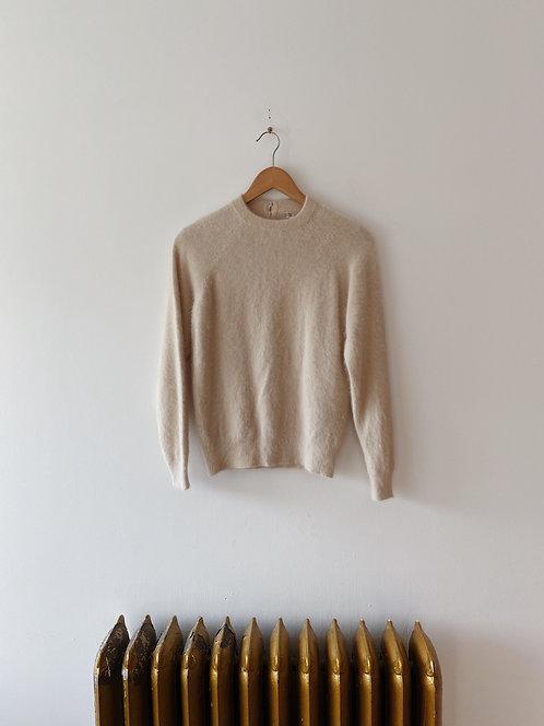 Cloud Angora Sweater | M