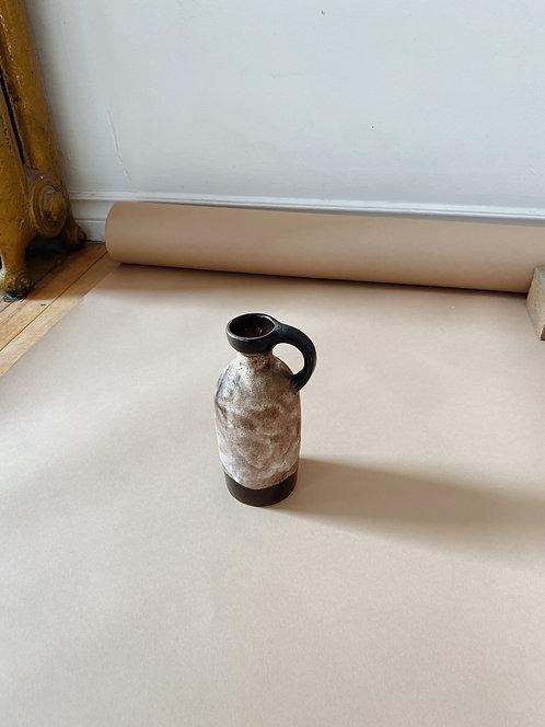 Small West German Ceramic Jug