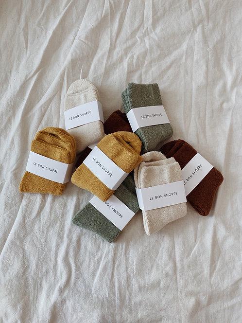 Le Bon Shoppe Cloud Sock