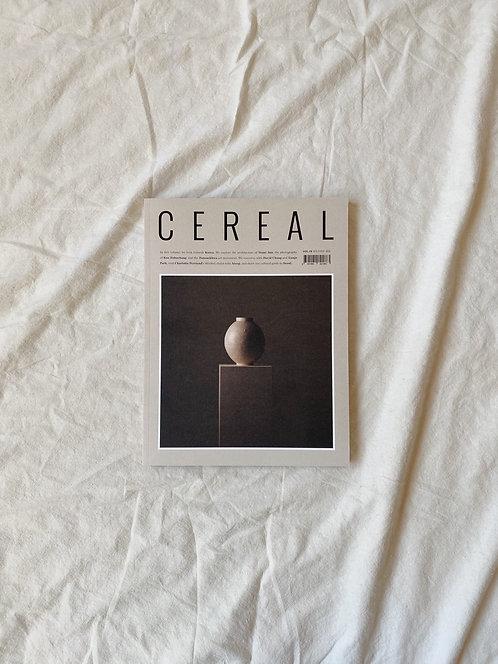 Cereal Magazine Volume 19