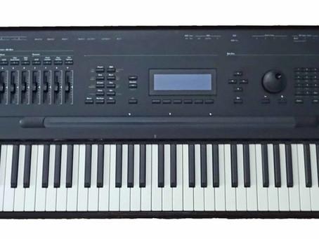 Kurzweil K2000/K2500/K2600 Synthesizers