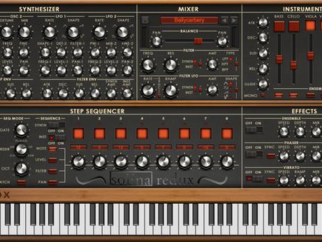 Solina Redux - Hybrid Synthesizer