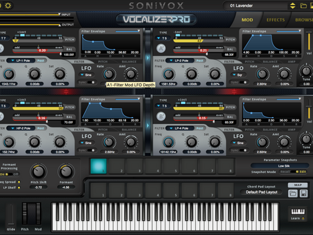 Vocalizer Pro - Performance Software for Vocalists