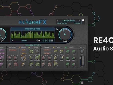 RE4ORM FX - Audio Remixer Effect