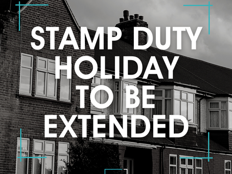Chancellor extends Stamp Duty Holiday