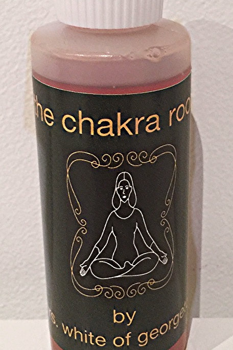 the root chakra shower wash