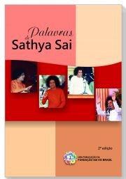 Coleção Sathya Sai Speaks - Palavras de Sathya Sai - Vol 1 - 2ª Edição