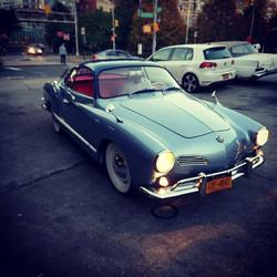 Karmanghia#classiccars