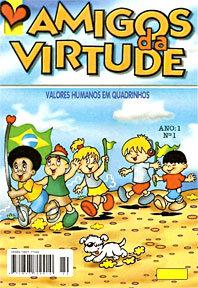 Revista - Amigos da Virtude - Nº 1