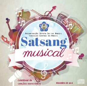 Satsang Musical - CD DUPLO