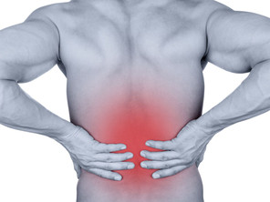 Back pain caused by Pelvic Tilt