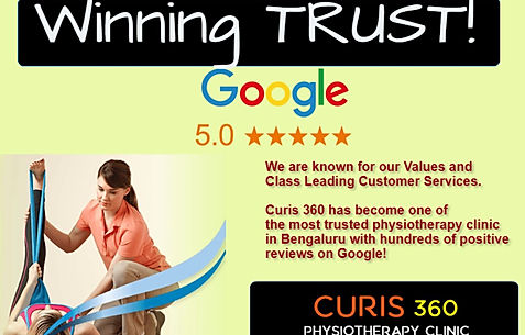 Online Fitness Training at Curis 360