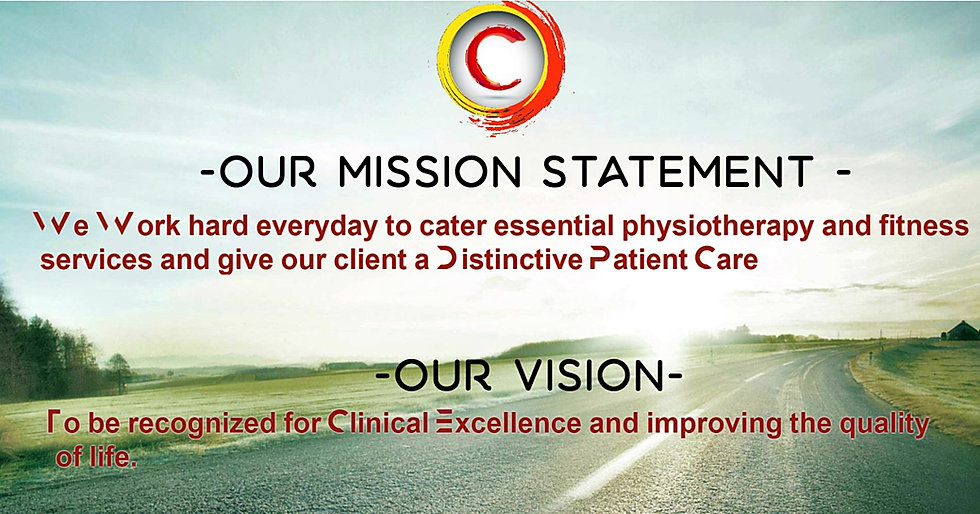 Mission and vision statement of Curis 360