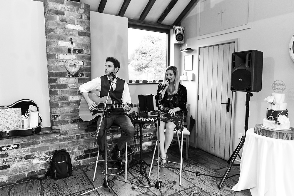 Taylormade perform at Dodmoor House