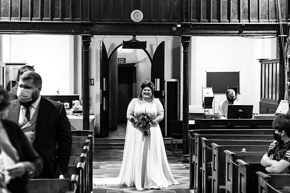 Rugby School Chapel Wedding Photography