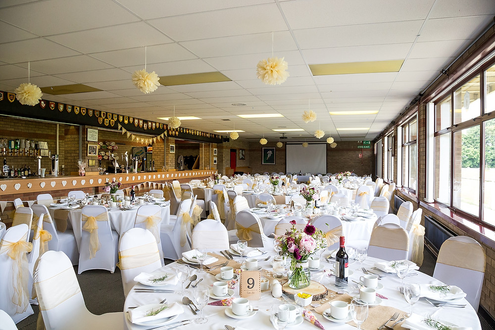 Wedding at Rugby Lions RFC