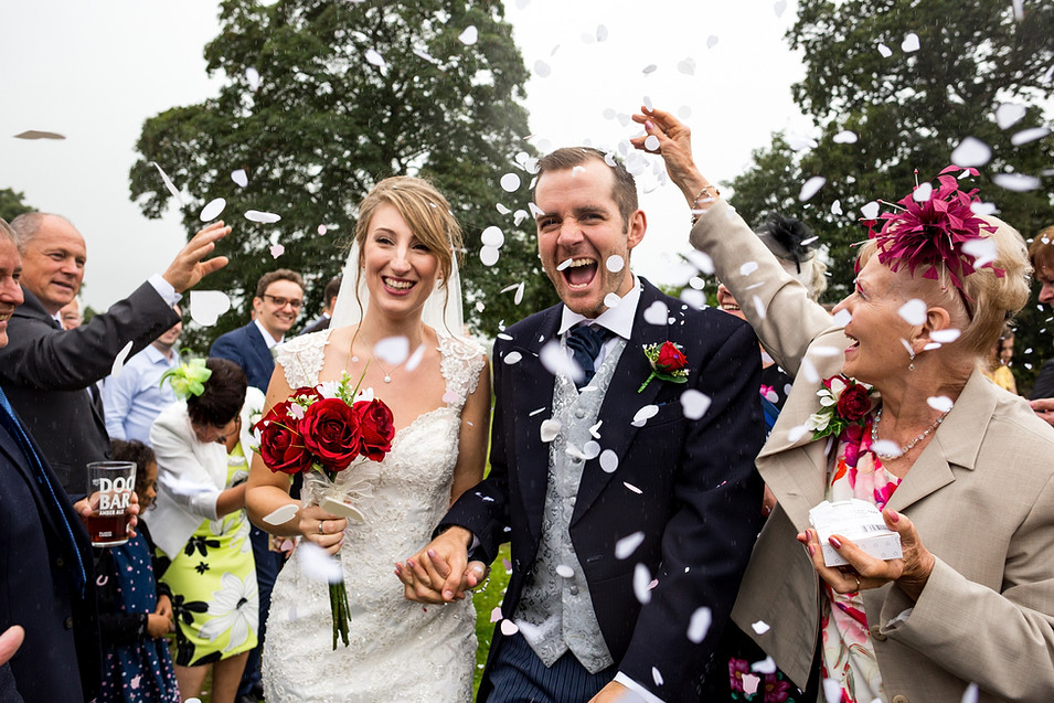 Natural, Creative and Relaxed Wedding Photographer Midlands UK