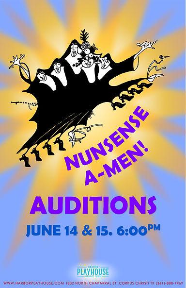 Nunsense Audition poster.jpg