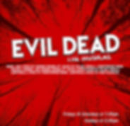 Evil Dead Show Poster 2019 for productio