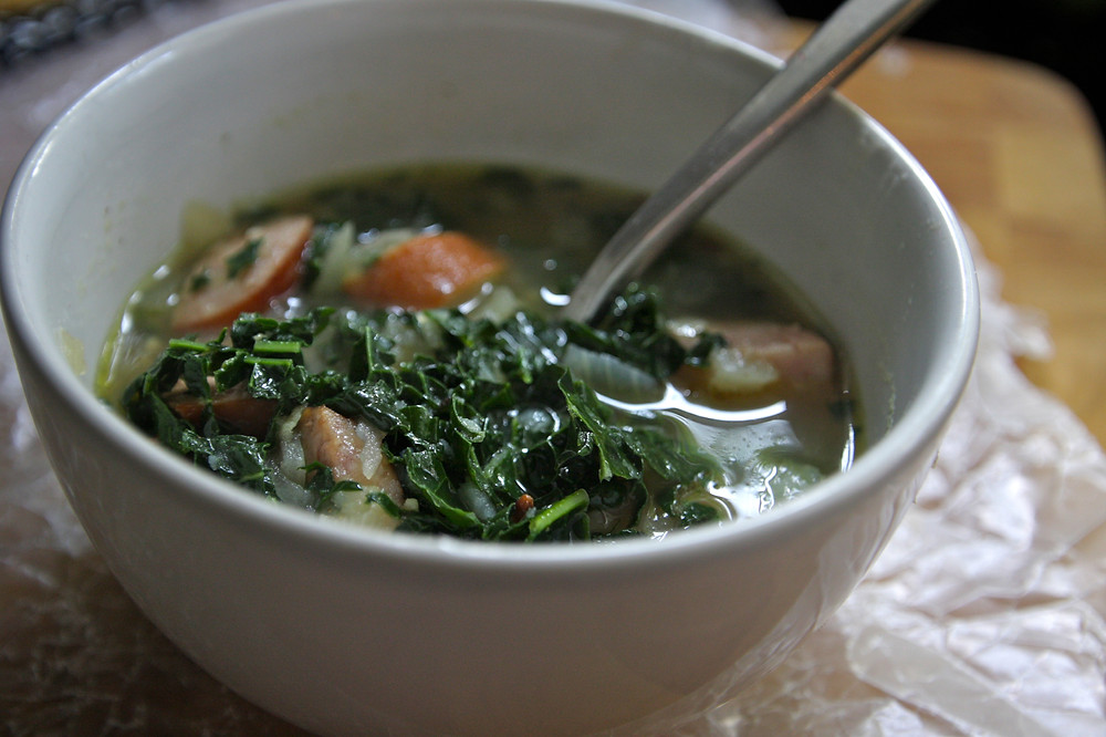 Best Portuguese Kale Soup Recipe