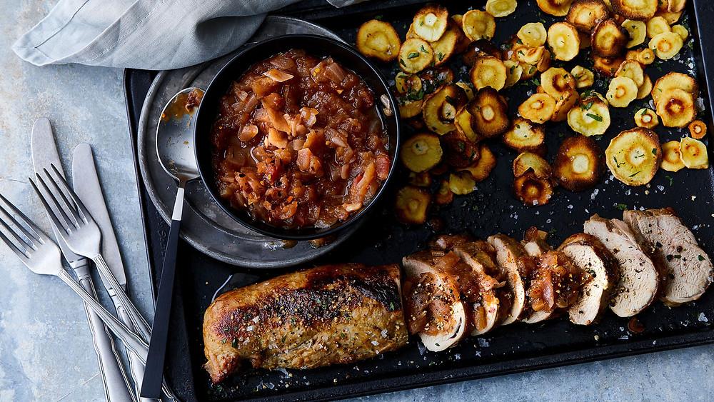 Best Savory Apple Chutney Recipe