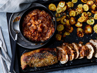 Savor the Sweetness of Apples in This Rich Chutney Dish