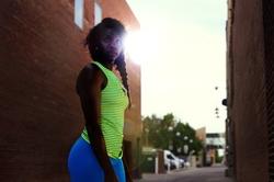 babaye fitness downtown 5 lens flare