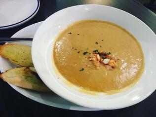 Coconut Lobster Soup: Blending Soup Season With Summertime